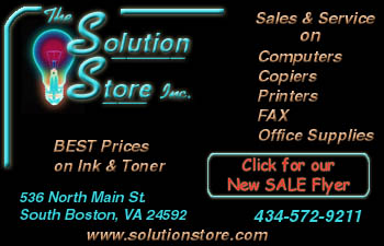 The Solution Store - Click for our Current Sale Flyer