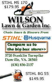 Wilson Lawn & Garden - Compare us to the big box stores