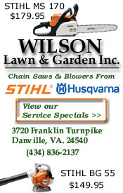 Wilson Lawn & Garden - Click to view our specials page