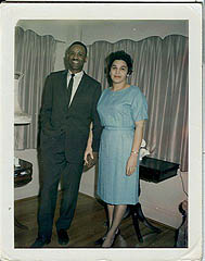 Fred and Bessie - Middle Marriage Years