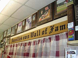 Danville's Wall of Fame